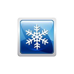 Botón nieve