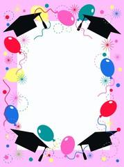 graduation invitaion or celebration