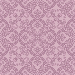 seamless damask wallpaper background