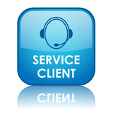 Bouton web service client accueil clients aide contact for Domon service a la clientele