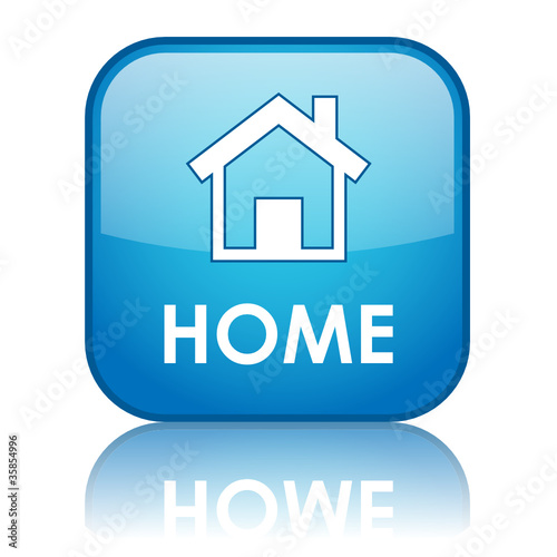 "Houses Websites: """"HOME"" Web Button (website Internet Start Homepage"
