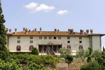 Artimino (Florence, Tuscany), Villa Medicea