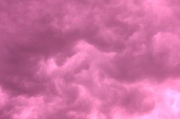 Pink Cloud Texture