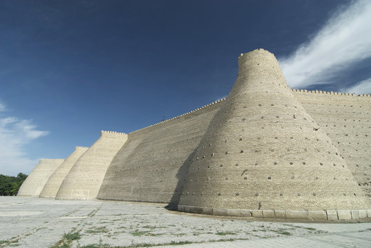 THE CITADEL OF KHIVA (I), UZBEKISTAN