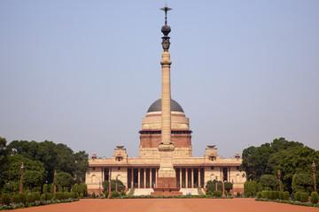 Printed kitchen splashbacks Delhi Rashtrapati Bhavan Official Residence President New Delhi India