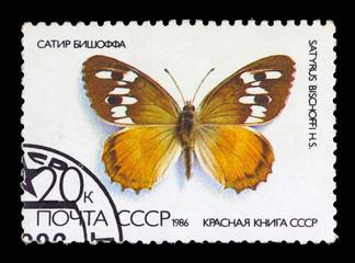 USSR - CIRCA 1986
