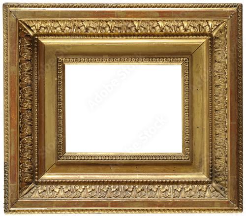 Cadre Dor Photo Libre De Droits Sur La Banque D 39 Images Image 35896750