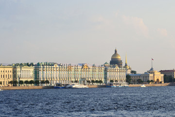 View of St.Petersburg
