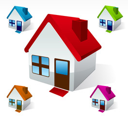 House Icon Illustration
