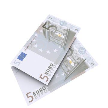 billets 5 euros