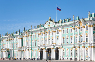 Winter Palace, St.Petersburg, Russia