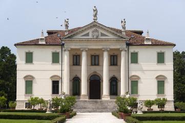 Montecchio Maggiore (Vicenza, Veneto, Italy) - Villa Cordellina