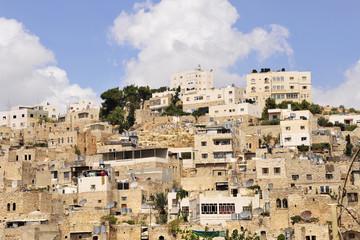 Ancient part of Hebron city - Kasbah