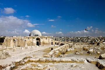Panoramica del Tempio di Amman