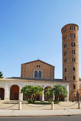 Italy Ravenna New Saint Apollinaris Church