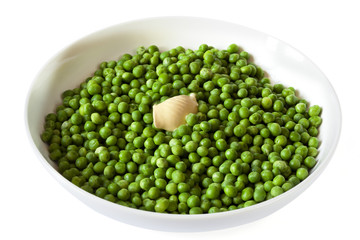 Buttered Peas