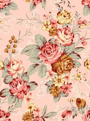 paisley seamless background pattern