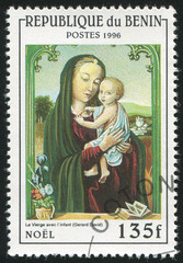 Virgin and the Infant