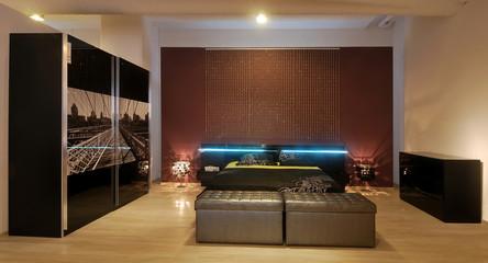 Luxury accomodation bedroom