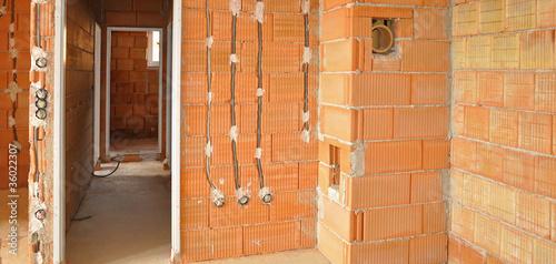 stromleitungen stockfotos und lizenzfreie bilder auf bild 36022307. Black Bedroom Furniture Sets. Home Design Ideas