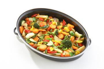 Faitout de légumes
