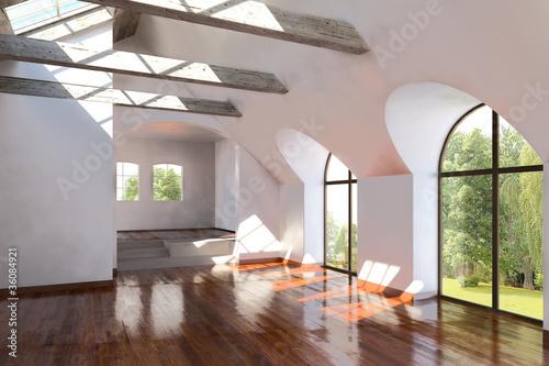 mansarde restaurierung stockfotos und lizenzfreie bilder. Black Bedroom Furniture Sets. Home Design Ideas