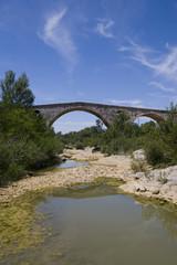 Brücke in Provence
