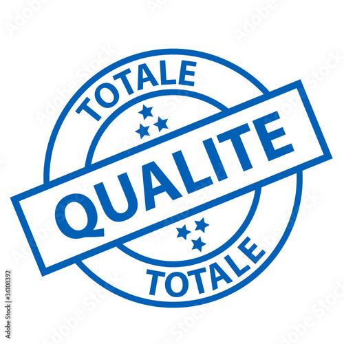 tampon qualite totale garantie norme contr le label qualit fichier vectoriel libre de. Black Bedroom Furniture Sets. Home Design Ideas