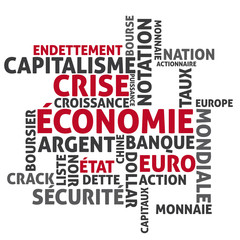 vecteur, mot économie