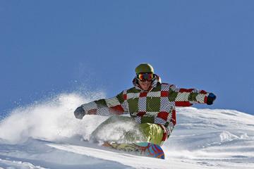 homme snowbaorder