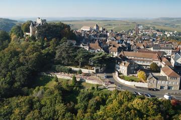 Photo aérienne de Sancerre 18300