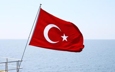 Image of Turkish flag