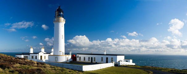 Canvas Prints Lighthouse mull of galloway lighthouse, Scotland