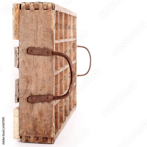 antiker bierkasten holz stockfotos und lizenzfreie. Black Bedroom Furniture Sets. Home Design Ideas