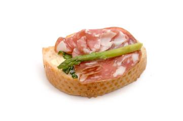 Salami-Snack
