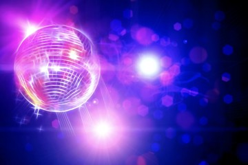 disco ball_flashing lights