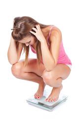 Weight stress