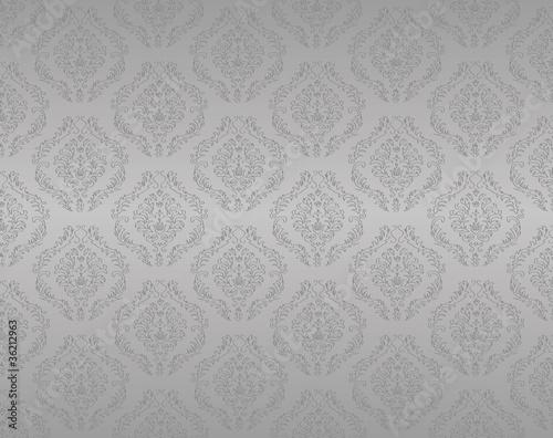 hintergrund tapete ornament muster grau stockfotos und lizenzfreie vektoren auf. Black Bedroom Furniture Sets. Home Design Ideas