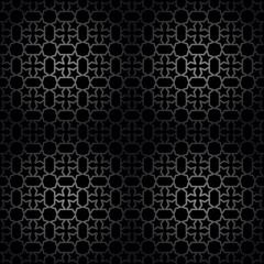 Vector ornament seamless background