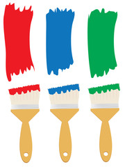 vector paint brushes