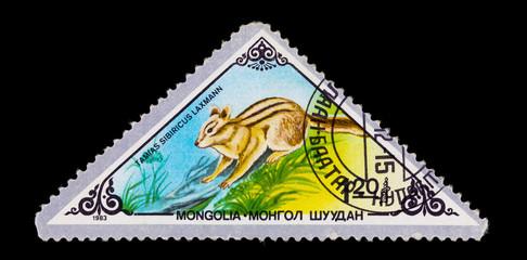 MONGOLIA - CIRCA 1983