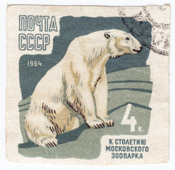 USSR shows Polar Bear