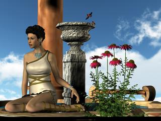 Roman Lady 01
