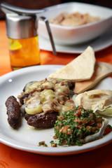 plato arabe