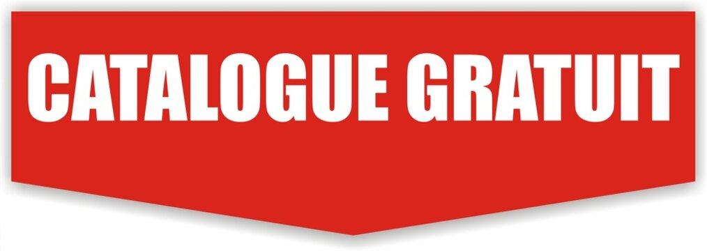 étiquette catalogue gratuit