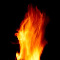 炎のテクスチャー素材