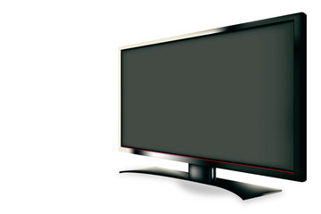 HDTV  LED wide screen