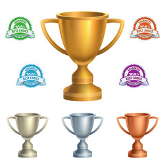 Cups and guarantees