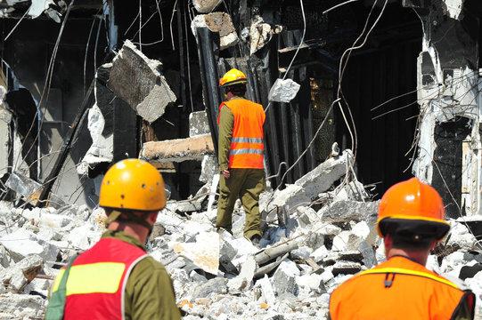 Building Emergency Disaster