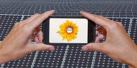 Ökostrom - Photovoltaik